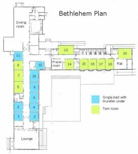 Bethlehem layout