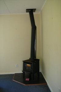 The once straight chimney