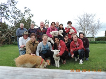 Discipleship College, Community members and pets